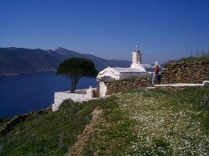 Amorgos churches